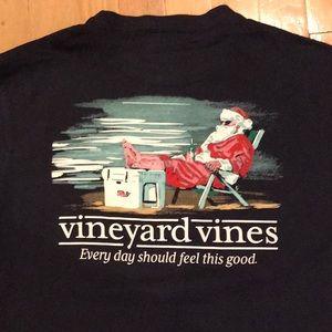 Vineyard Vines Long Sleeve T-Shirt-XS